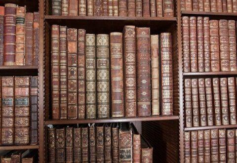 Książki w domu to ważny element